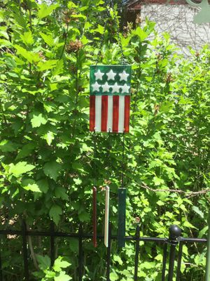 Patriotic Wind Chime for Sale in Columbus, OH