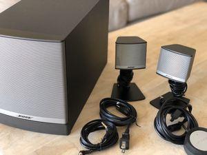Bose Companion 3 Series II Speakers for Sale in Encinitas, CA