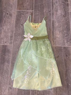 Disney's Tianna Dress! Play or Costume! for Sale in Chandler, AZ