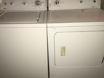 Kenmore Matching Washer And Dryer Set, WARRANTY! DELIVERY AVAILABLE! 🚚 for Sale in Keizer,  OR