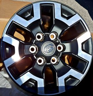 """2019 TOYOTA TACOMA TRD RIMS OFF-ROAD NEW OEM 16"""" INCH for Sale in Houston, TX"""