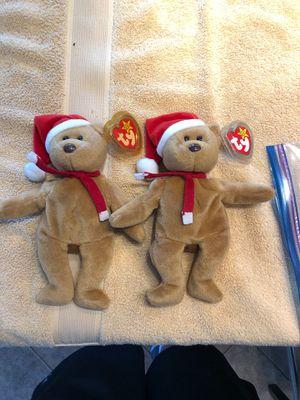 1997 Holiday BeAnie babies RARA for Sale in Temecula, CA