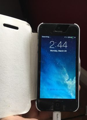 Iphone 5 great condition for Sale in Salt Lake City, UT
