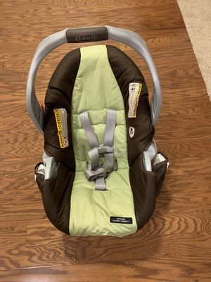 Graco Classic Connect Travel System (Car seat, base and stroller) for Sale in Frederick, MD