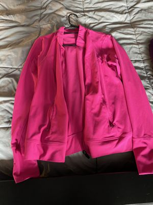 Hot Pink Track Jacket for Sale in Seattle, WA