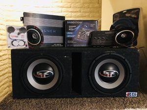 Car audio deal!!! for Sale in Tempe, AZ