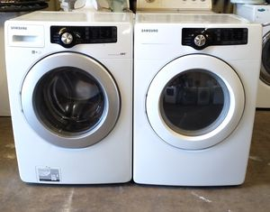 Samsung Washer&Dryer with Warranty for Sale in Fresno, CA