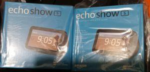 2 ECHO SHOW 5 for Sale in Las Vegas, NV