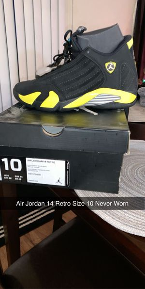 Air Jordan 14 Retro Men's 10 for Sale in Thornton, CO