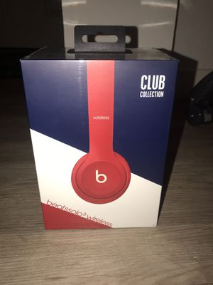 Beats Solo3 Wireless **Club Collection** Unopened for Sale in Las Vegas, NV