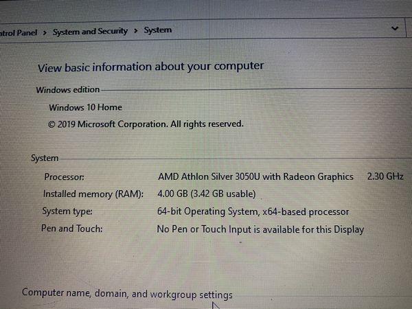 Brand NEW laptop