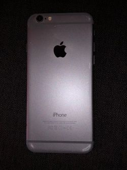 iPhone 6 Grey for Sale in Anaheim,  CA