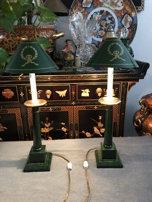 Two beautiful lamps for Sale in Corona, CA