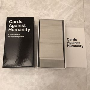 Cards Against Humanity Card Board Game Like New for Sale in Burtonsville, MD