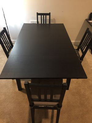 Furniture -Dinning Table, Arm chairs, Love seat for Sale in Clarksburg, MD