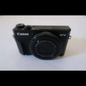 Canon G7X Mark II for Sale in Phoenix, AZ