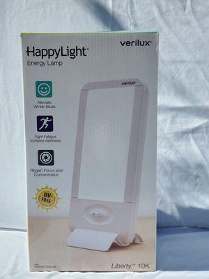 $55 HAPPY LIGHT ENERGY LAMP for Sale in Las Vegas, NV