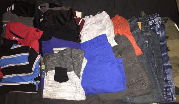 14/16 boy clothing