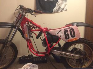 1987 cr 125r frame for Sale in Thompson, CT