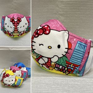 Hello kitty kids face covers for Sale in Murfreesboro, TN