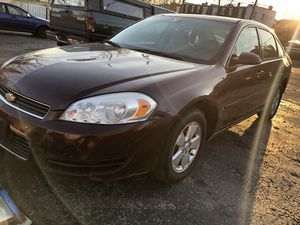 07 Chevy impala 150k miles FWD $3k for Sale in Columbus, OH
