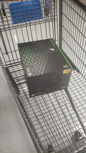 Xbox Series X !! For pickup at BestBuy NOW!! for Sale in Miami, FL