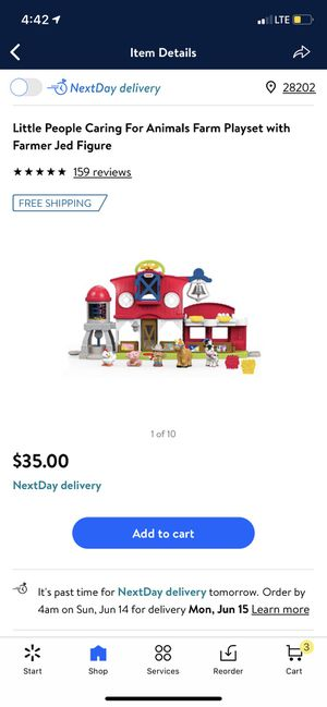 Play set for kids ( brand new ) for Sale in Charlotte, NC