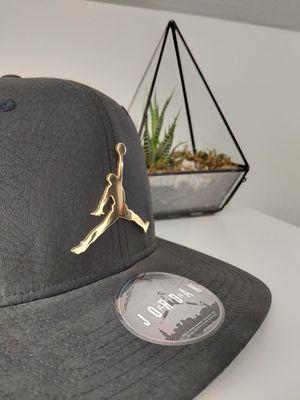 Jordan brand snapback hat for Sale in Columbia City, IN
