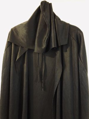 Adult Halloween Black Cape costume (vampire/ ect) for Sale in Fort Lauderdale, FL