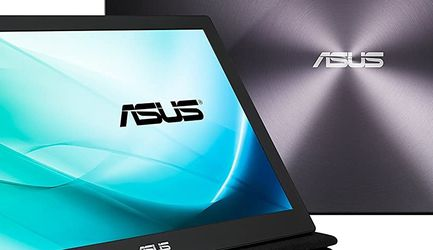 """NOT TOUCHSCREEN ASUSMB169C+ 15.9"""" 1920x1080 FHD IPS USB-C Eye Care Portable Monitor for Sale in Rancho Cucamonga,  CA"""
