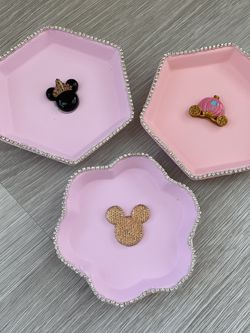 Bling Disney Trinket Tray Jewelry Dish for Sale in Orlando,  FL