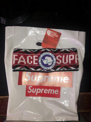 Supreme x TNF headband for Sale in Phoenix, AZ