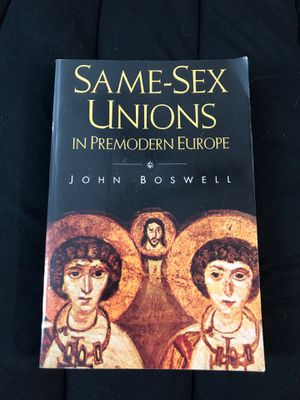 Same Sex Unions in Premodern Europe for Sale in Portland, OR