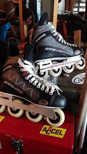Tour sts50 microfit inline skates for Sale in Tacoma, WA