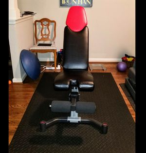 Bowflex weight Lifting Bench for Sale in Cypress, TX