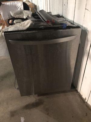 Lg dishwasher please read below for Sale in El Cajon, CA