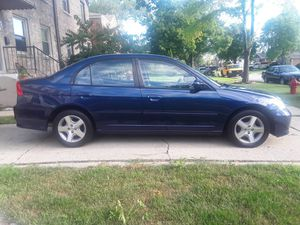2005 honda civic ex sedan for Sale in Park Ridge, IL