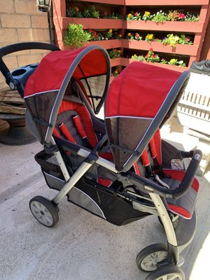Double stroller for Sale in Escondido, CA