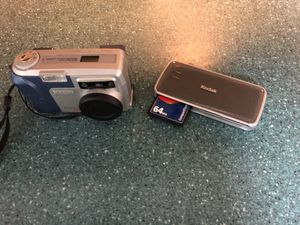 Kodak Digital camera and all you see here for Sale in Midland, MI