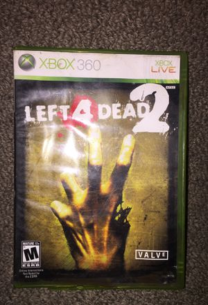 """Left 4 Dead 2"" for Microsoft Xbox 360 (Good Condition!) for Sale in Phoenix, AZ"
