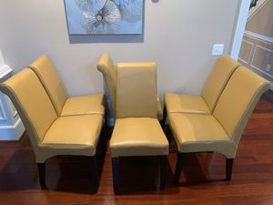 Set of 6 Dining Chairs for Sale in Springfield, VA