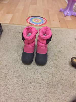 Kids snow boots for Sale in Braintree, MA