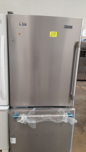 Maytag refrigerator new for Sale in Bowie, MD