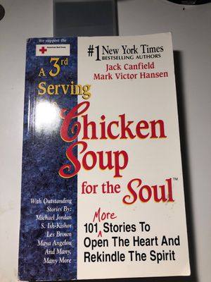 Chicken Soup for the soul book for Sale in Cumberland, IN