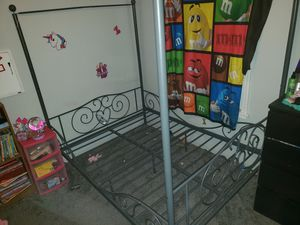 Canopy full bed frame for Sale in Vallejo, CA