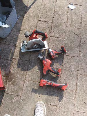 Milwaukee Power Tools for Sale in Garden City, MI