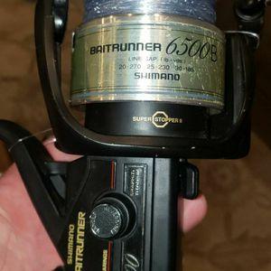 Shimano 6500B Baitrunner for Sale in Upland, CA