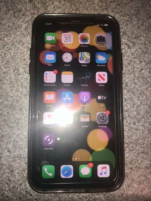iphone xr 64 gb unlocked carrier fresh out box for Sale in Washington, DC