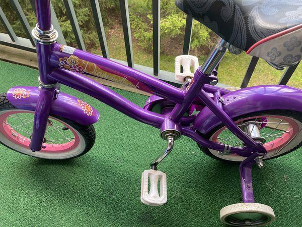 DIAMONDBACK BICYCLES YOUTH GIRLS CRUISER BIKE PURPLE