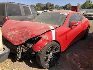 2010 Hyundai Genesis for parts only. (R&D) for Sale in Modesto, CA